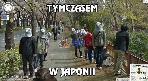 Tymczasem w Japonii
