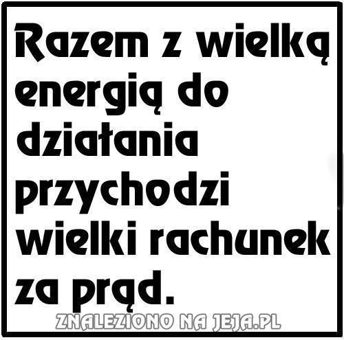 Wielka energia