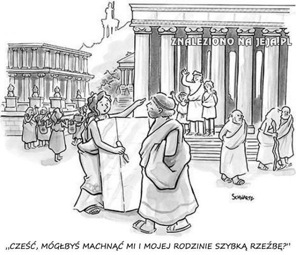 To zaczęło się już w starożytności...