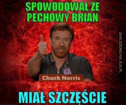 Chuck Norris dokonuje cudów nie od dziś!