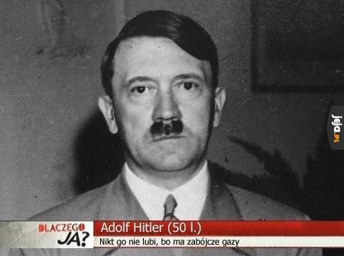 Samotny Adolf