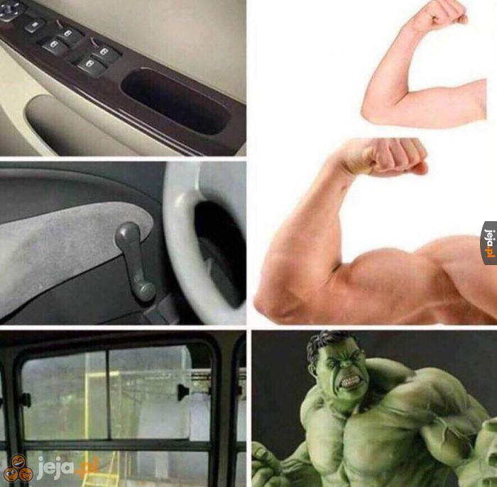 Okno w autobusie otworzą tylko najsilniejsi