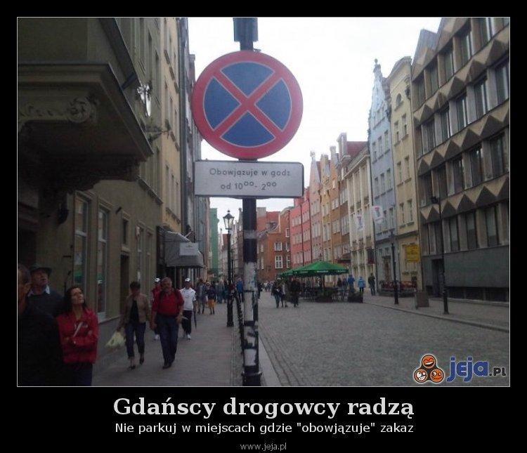 Gdańscy drogowcy radzą