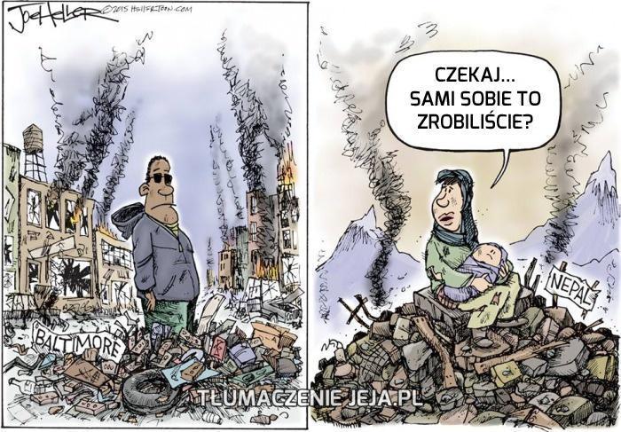 """Czym różni się """"cywilizacja"""" od """"krańca świata""""?"""