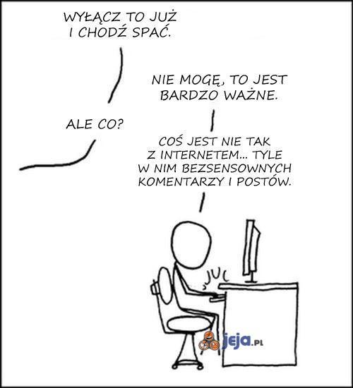 Internet to misja