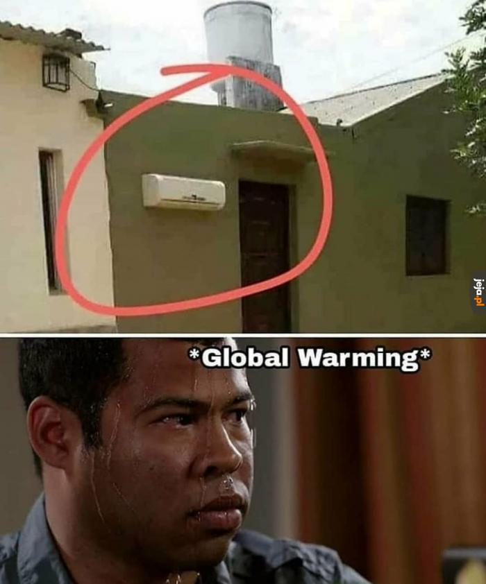 Udało się, zwalczyliśmy globalne ocieplenie!