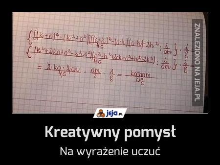 Kreatywny pomysł