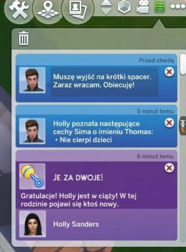 Simsy z części na część są coraz realistyczniejsze