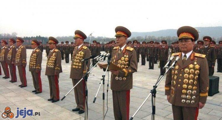 Koreańskie medale