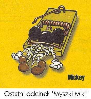 Ostatni odcinek myszki Miki