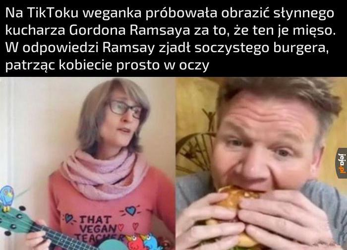 Burgerowe śmieszki