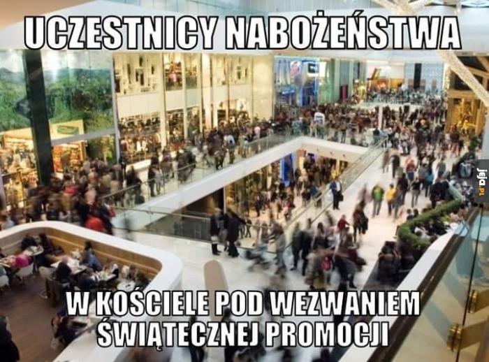 Najpopularniejsze wyznanie w Polsce