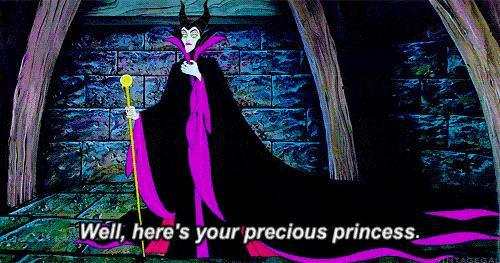 Oto Twoja królewna...
