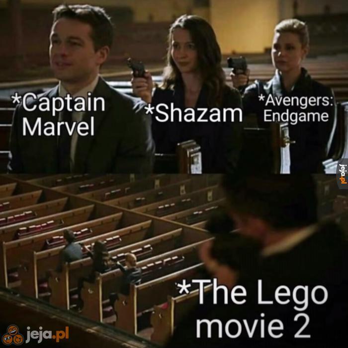 Dobre filmy, ale z NIM nie mają szans