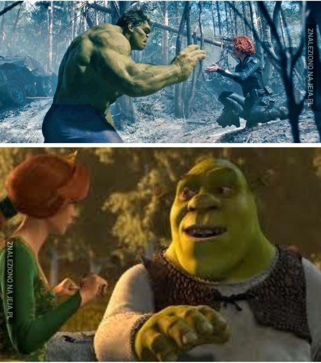 Tylko ja widzę podobieństwo?