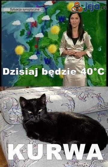 Za gorąco!