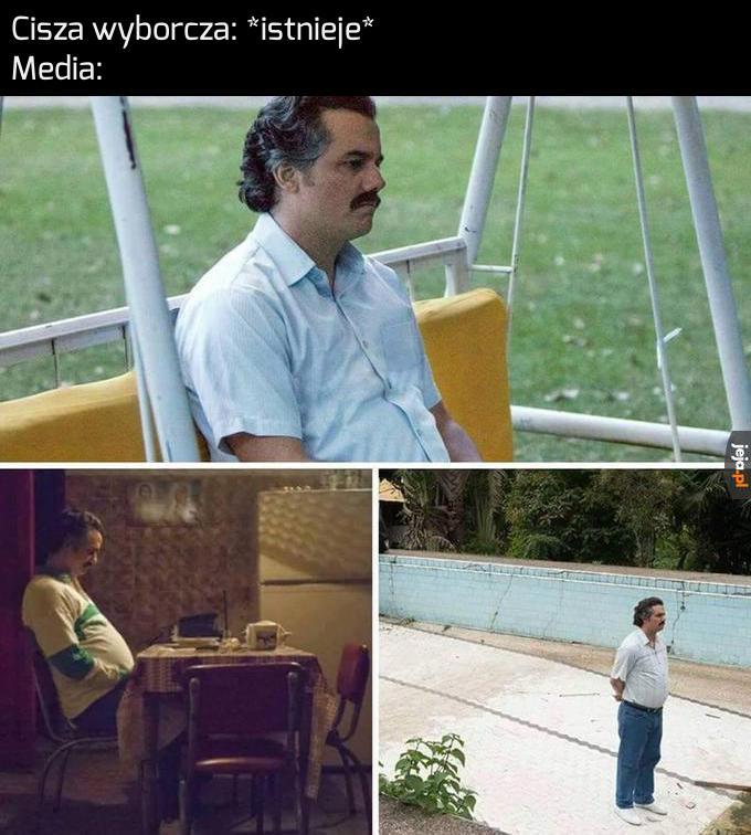 Smutny to był weekend