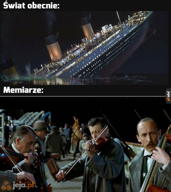 Gramy do końca, panowie