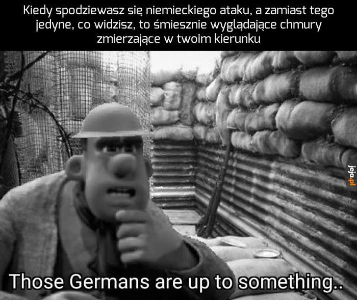 Ci Niemcy znowu coś kombinują