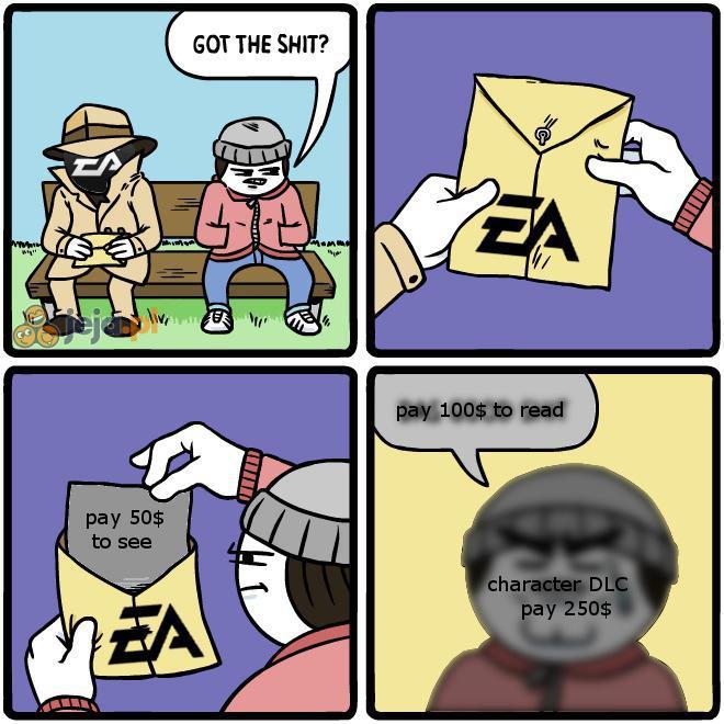 Gdyby EA było nielegalne
