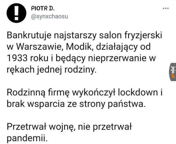 Kolejny spektakularny sukces polskiego rządu