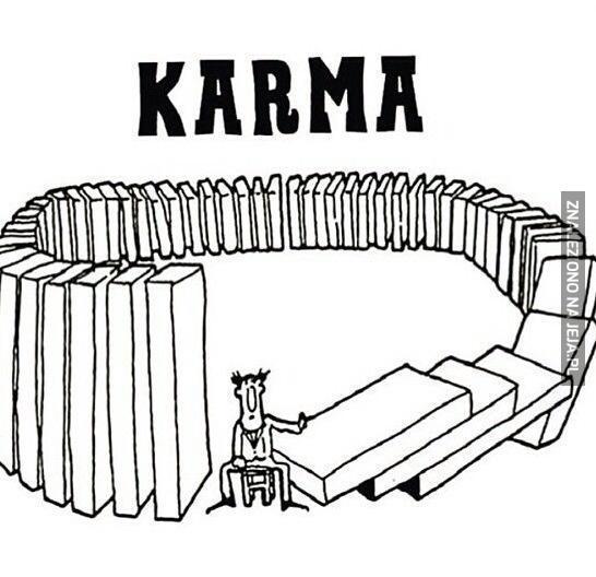 Jak działa karma