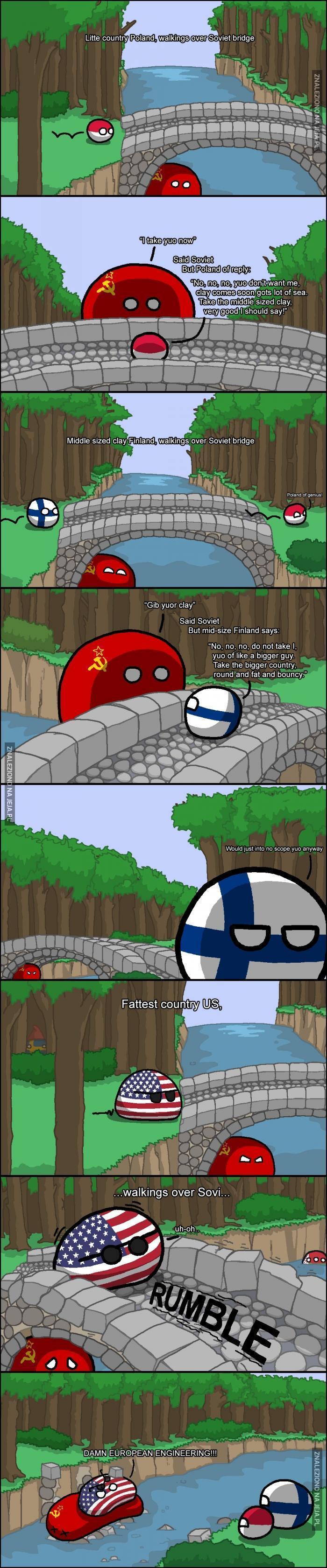 Zły, sowiecki troll.