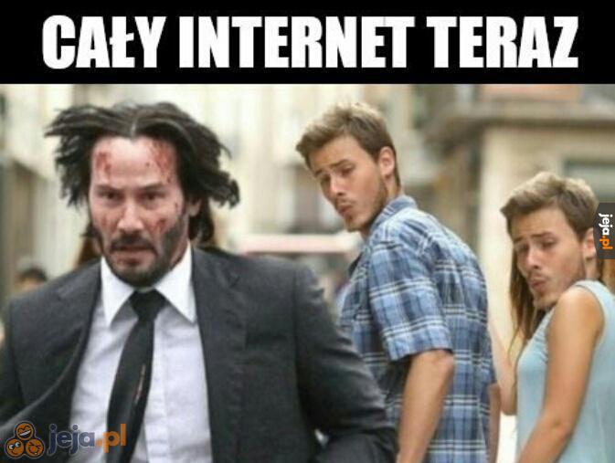 Nowy bohater internetu