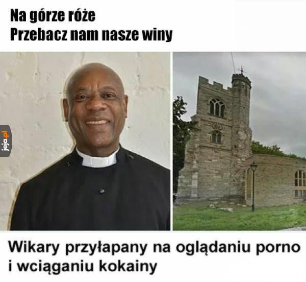 Ksiądz też człowiek