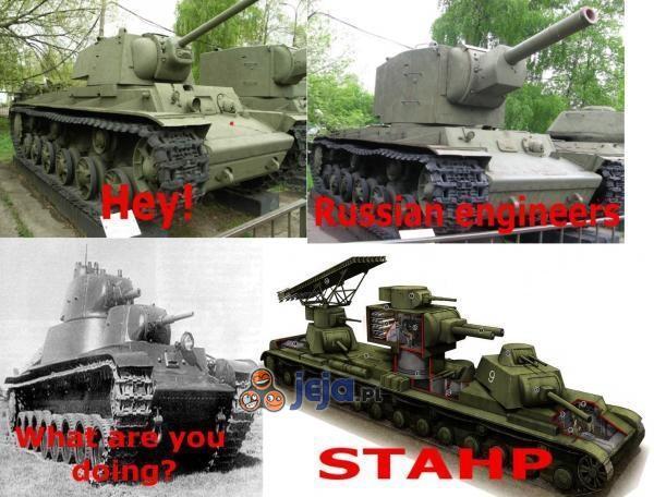 Rosyjscy inżynierowie