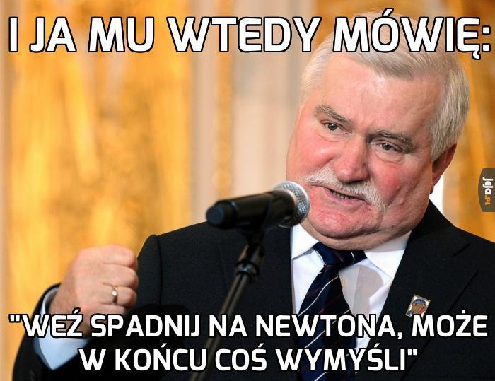 Teoria Wałęsona