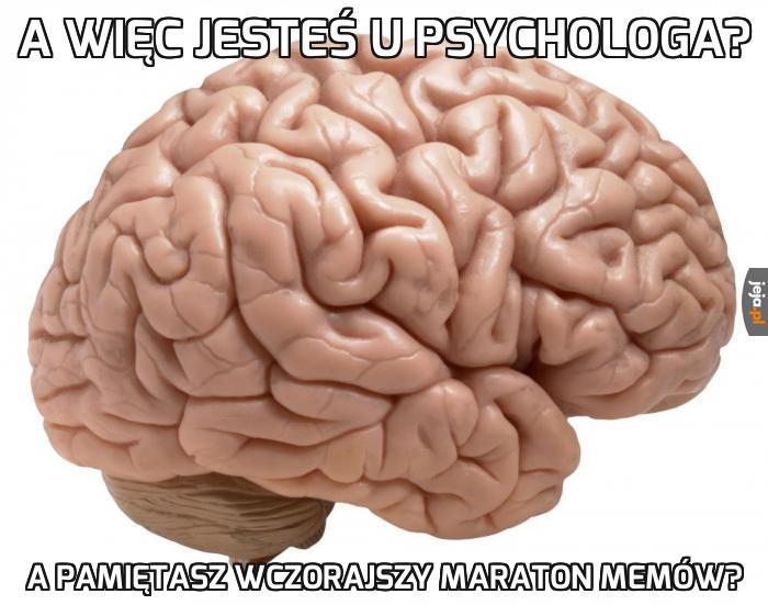 Mózgu, plis