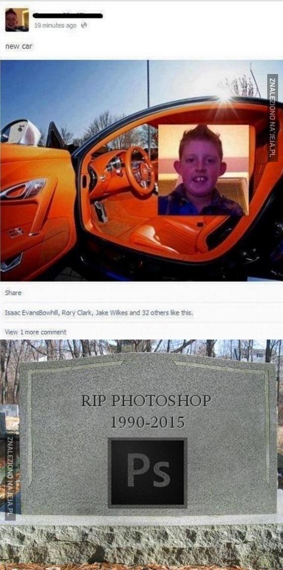 Stary, nauczaj mnie Photoshopa!