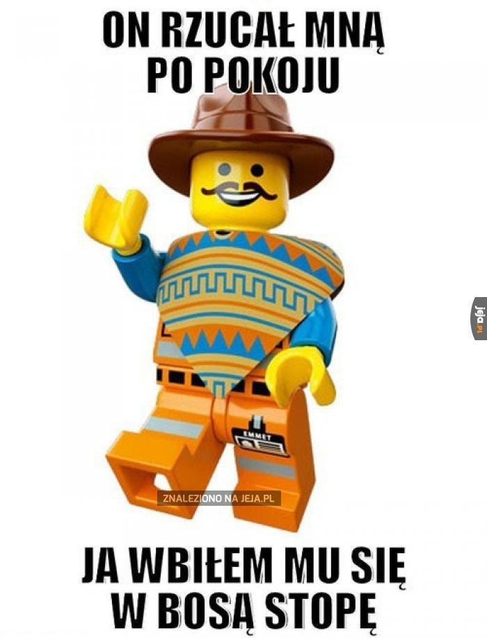 Logika klocka LEGO