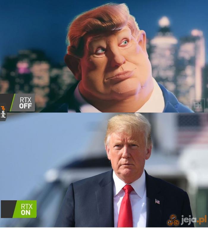 Majestatyczny Donald
