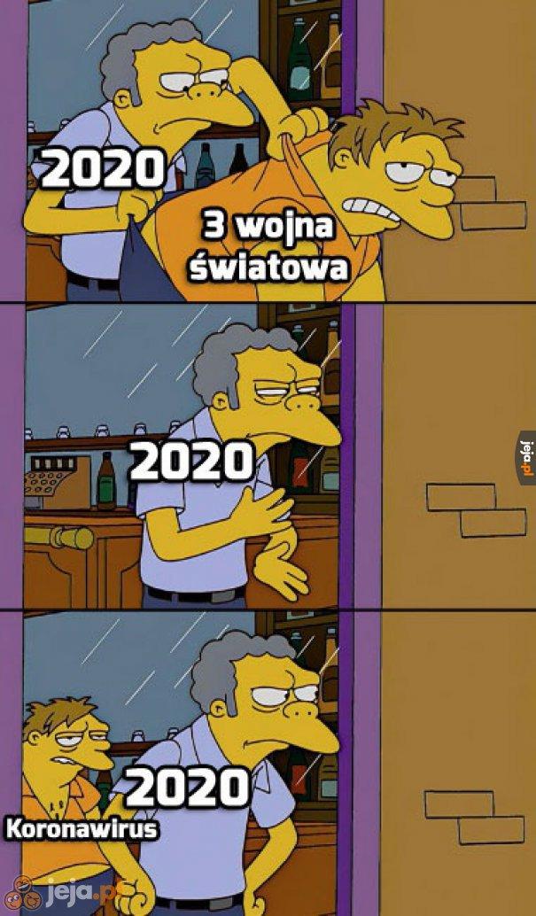 To nie będzie lekki rok...