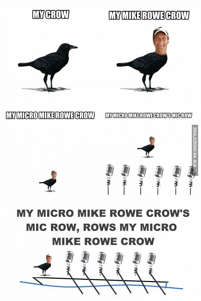 My crow - wersja poprawiona