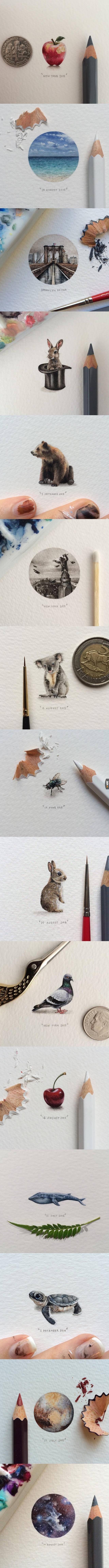 Miniaturowe ilustracje cz.1