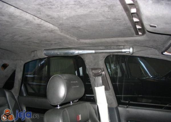 Dodatkowe wyposażenie BMW
