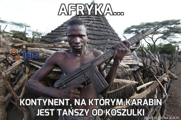 Afryka...