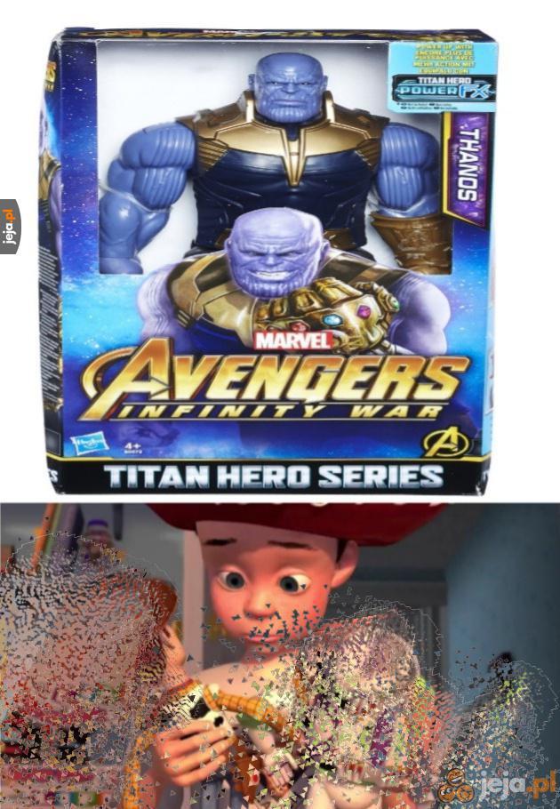 Toy Story: Zabawa bez granic