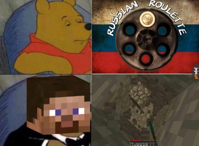 Jedyna prawdziwa rosyjska ruletka