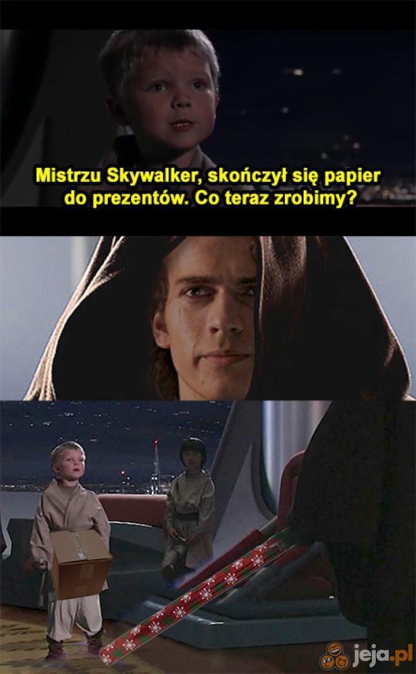 Dobry ziomek Anakin