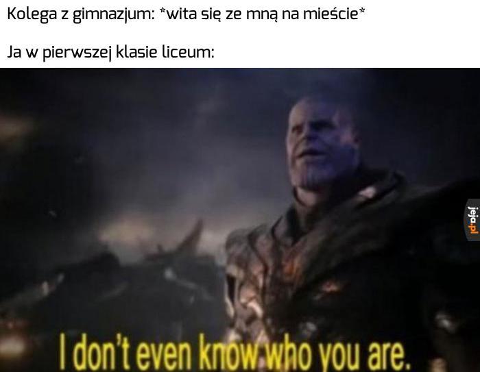 Tylko ja tak mam?