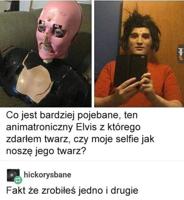 Elvis żyje