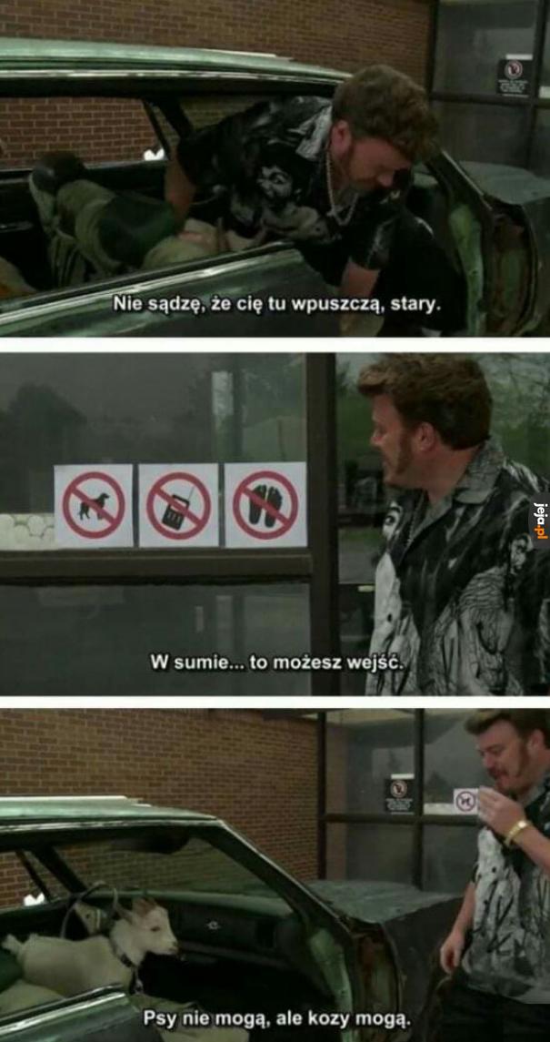 Ricky z zasadami