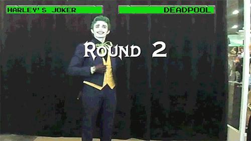 Joker vs Deadpool