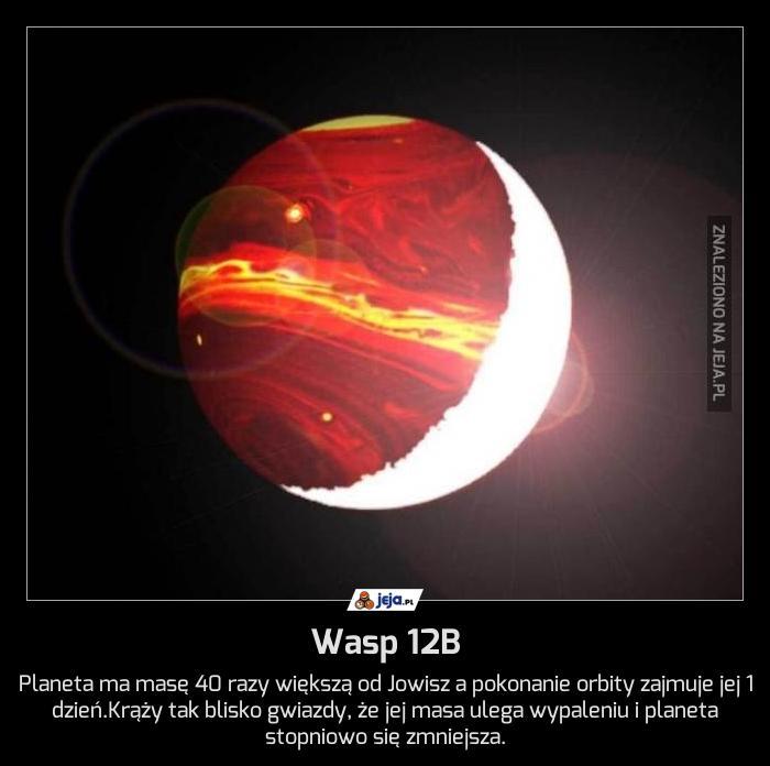 Wasp 12B