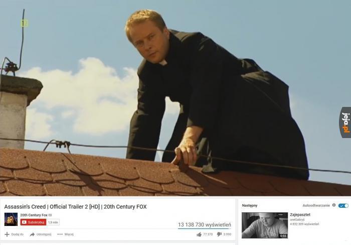 Oficjalny trailer nowego Assasin's Creed