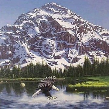 Góra ze zwierząt